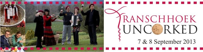 Uncorked fest header
