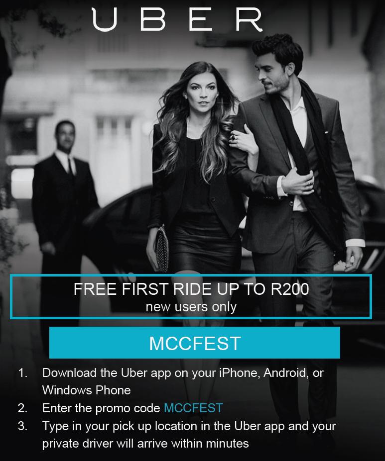 Uber MCC Fest